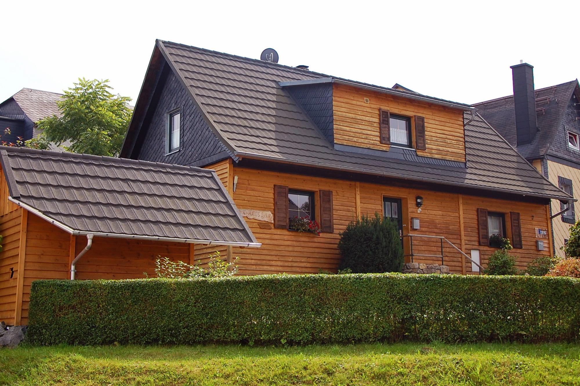 Blechdach, Harra, Saale-Orla-Kreis